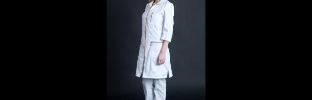 Медицинский халат «Анжелика»