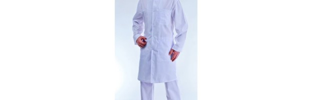 Мужской медицинский халат «Доктор»