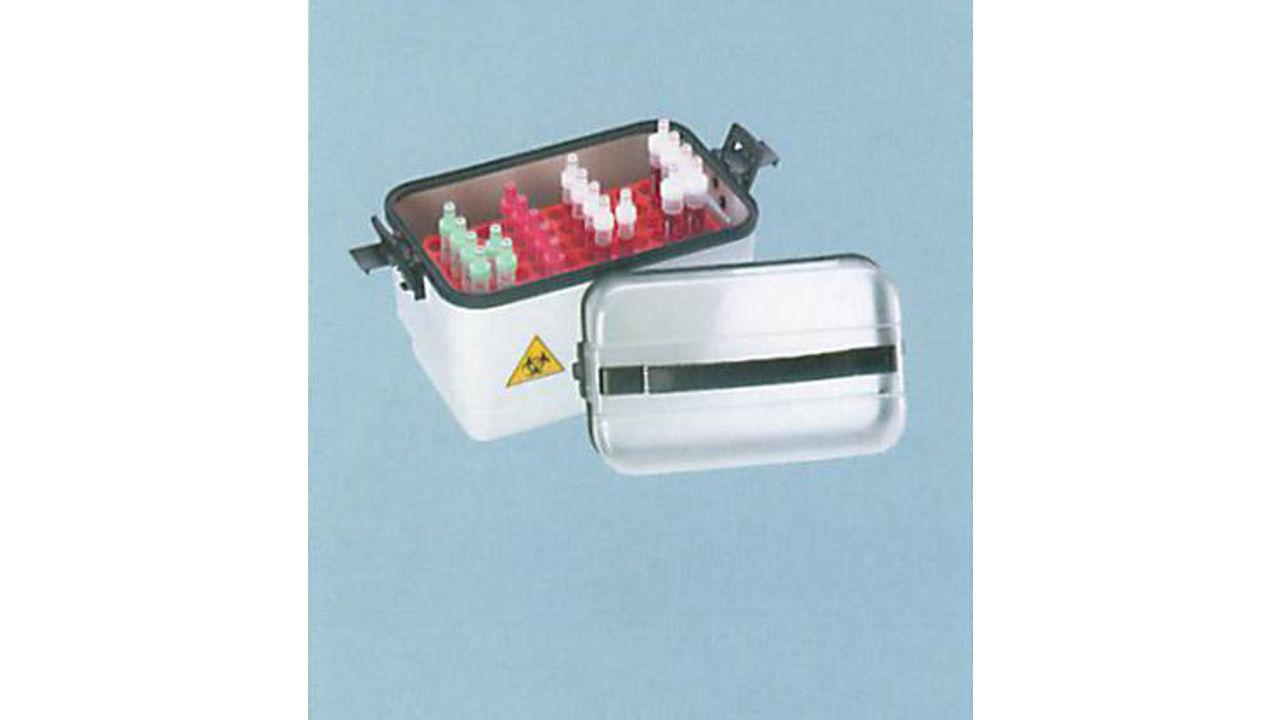 Кейсы для транспортировки биологических материалов внутри лечебного учреждения