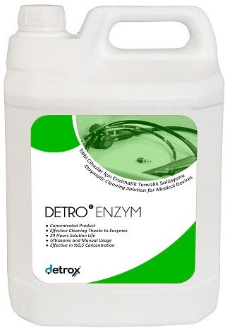 Моечно-дезинфицирующее средство Detro® Enzym