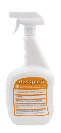 Дезинфицируий спрей для поверхностей на основе спирта